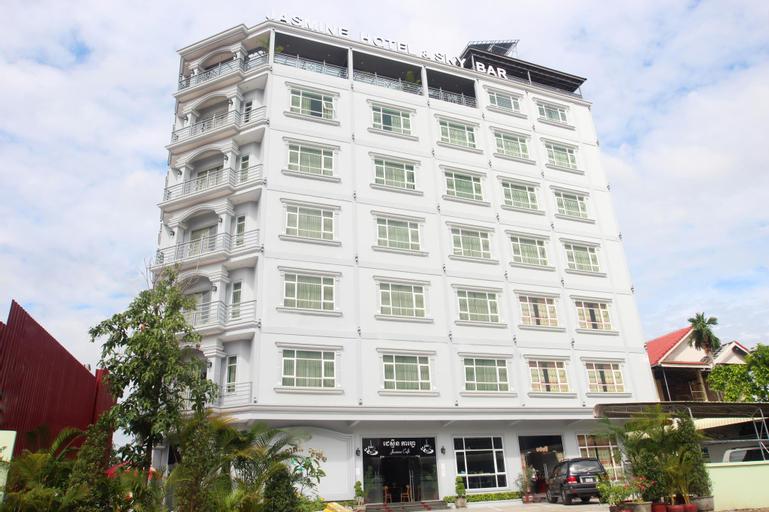 Jasmine Hotel & Sky Bar, Svay Pao