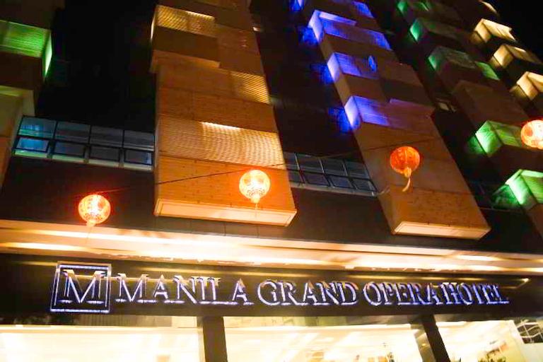 Manila Grand Opera Hotel, Manila