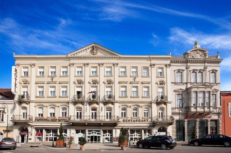 BEST WESTERN Pannonia Med Hotel, Sopron-Fertőd
