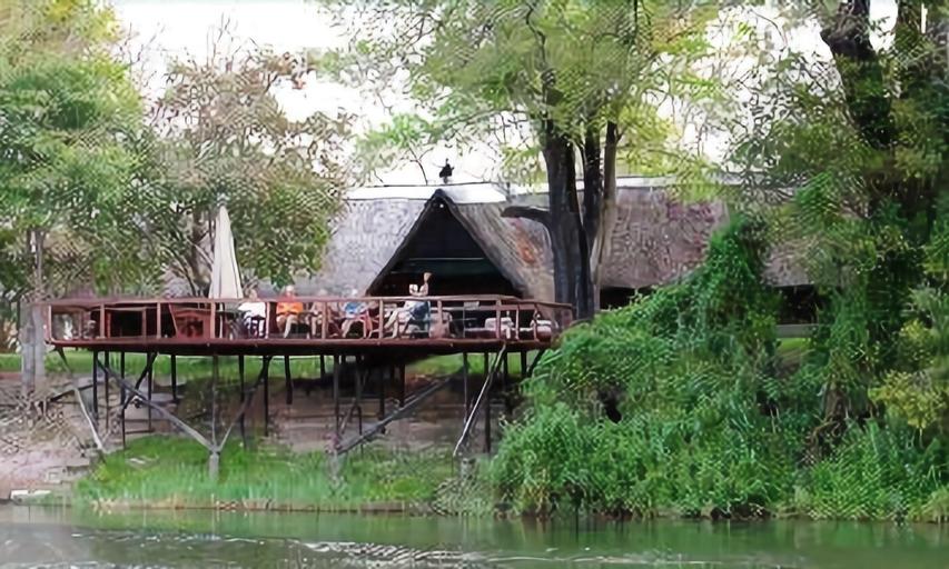 Ndhovu Safari Lodge - Campground, Mukwe