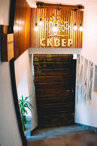 Square Hostel&Cafe, Chernivets'ka