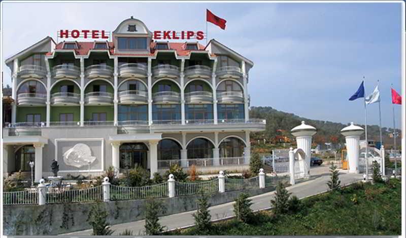 Eklips Hotel, Tiranës