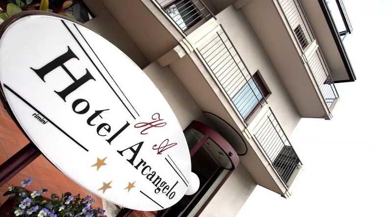 Hotel Arcangelo, Rimini