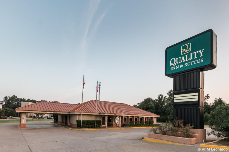 Quality Inn & Suites Lufkin Area, Angelina