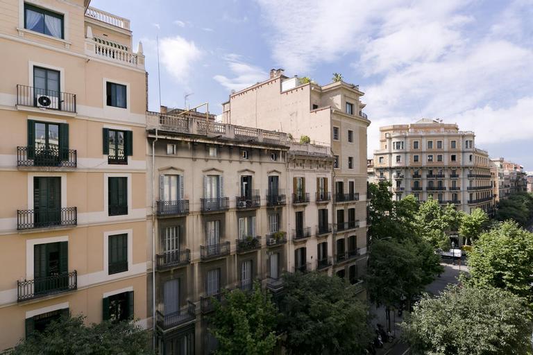Aspasios Rambla Catalunya Suites, Barcelona