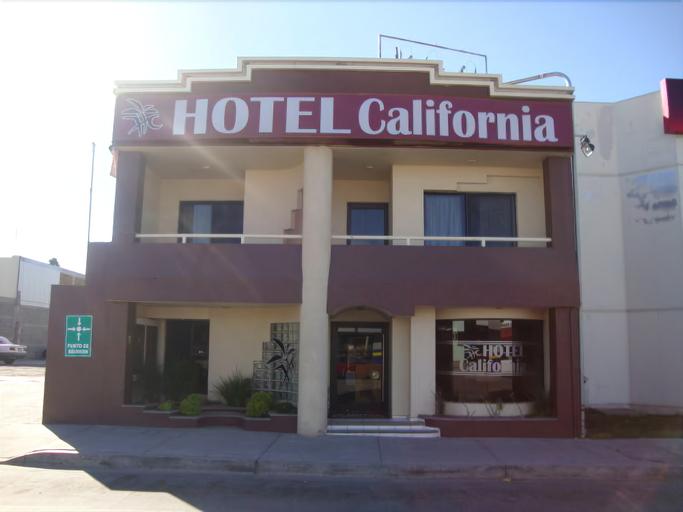 Hotel California, Navojoa