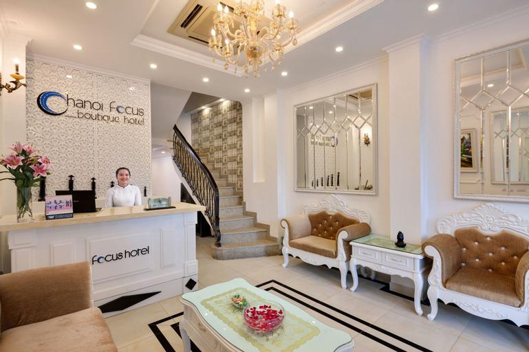 Hanoi Focus Boutique Hotel, Hoàn Kiếm