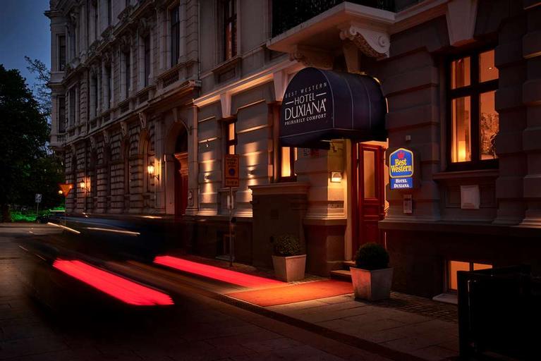 Best Western Hotel Duxiana, Helsingborg