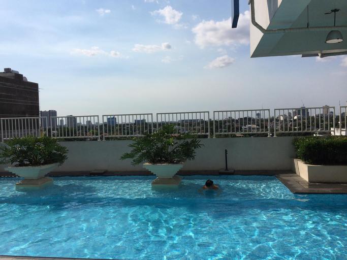 A's Studio Luxe Condo Unit @ Princeton Residences, Quezon City