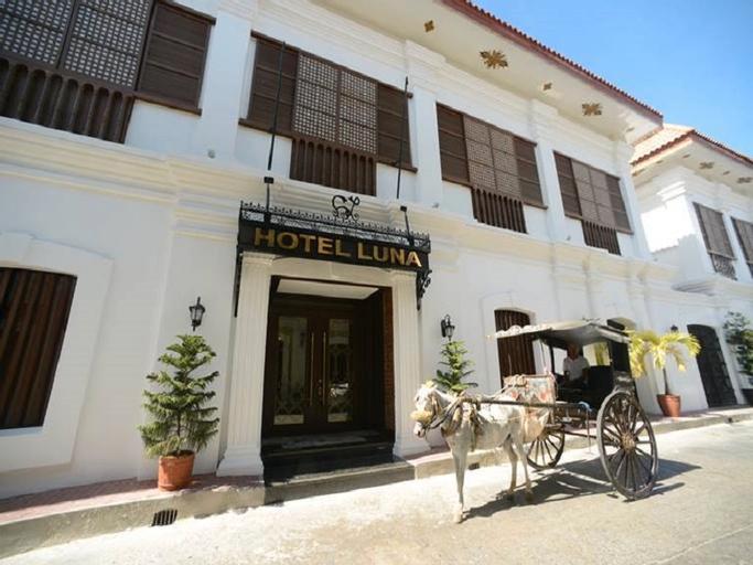 Hotel Luna, Vigan City