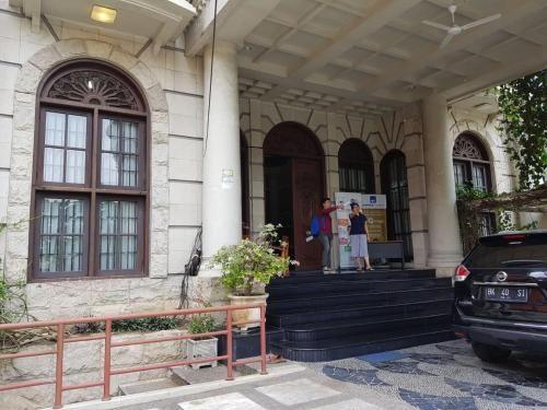 jl karya wisata no 67 b medan Rumah liburan, Medan