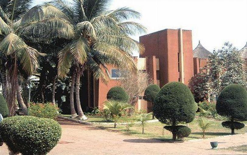 Hotel Mande, Bamako
