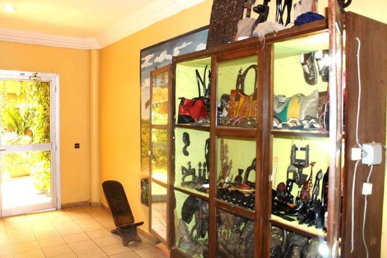 Hotel Mirabeau, Bamako