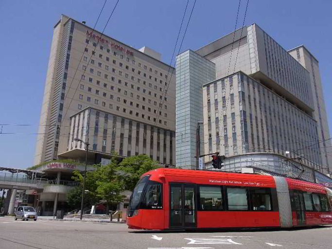 Takaoka Manten Hotel Ekimae, Takaoka