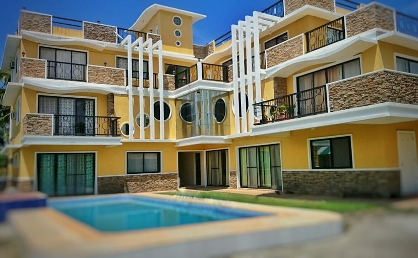 Yama Byu Apartment, Puerto Galera