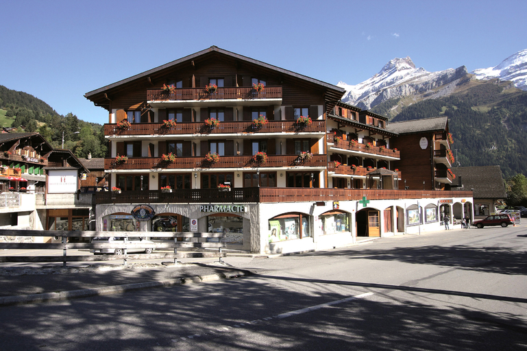 Le Chamois Swiss Quality Hotel, Aigle