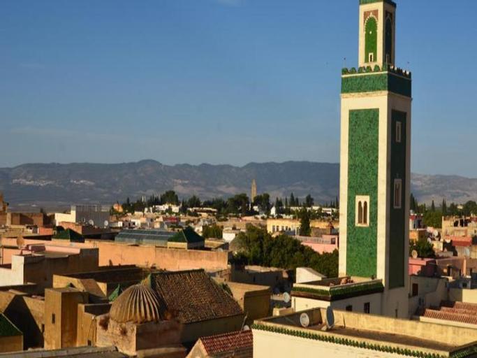 Riad Selma, Meknès