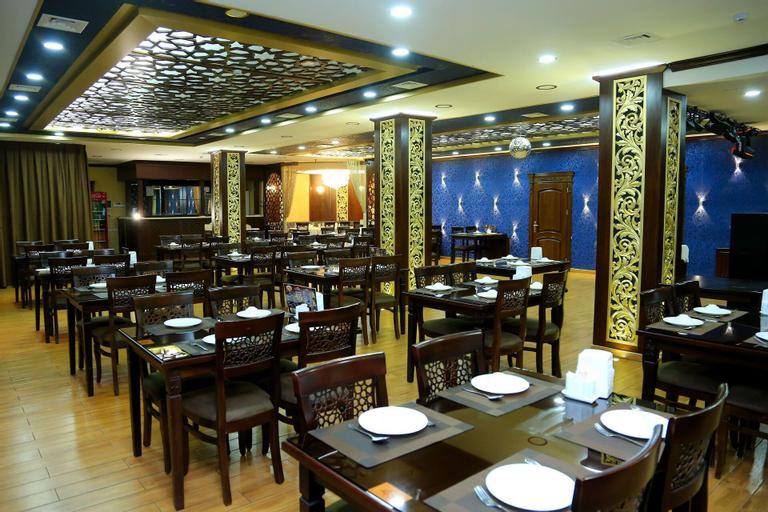 Grand Capital Hotel, Tashkent City