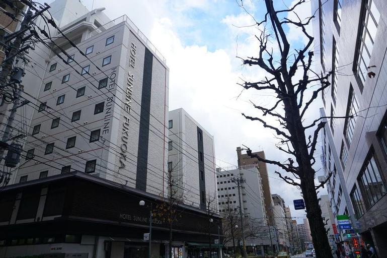 Hotel Sunline Fukuoka Hakata-Ekimae, Fukuoka