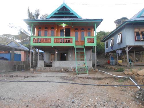 Kampung Komodo Homestay, Manggarai Barat