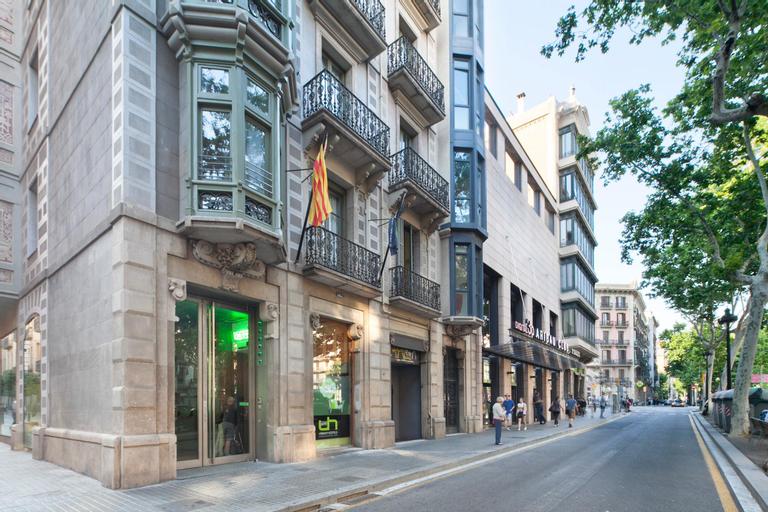 Urbany Bcngo, Barcelona