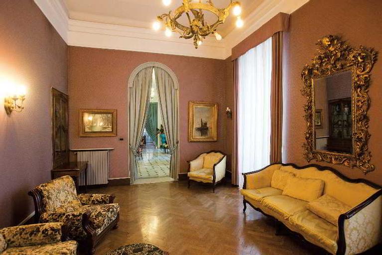 Hotel Miramare Continental Palace, Imperia