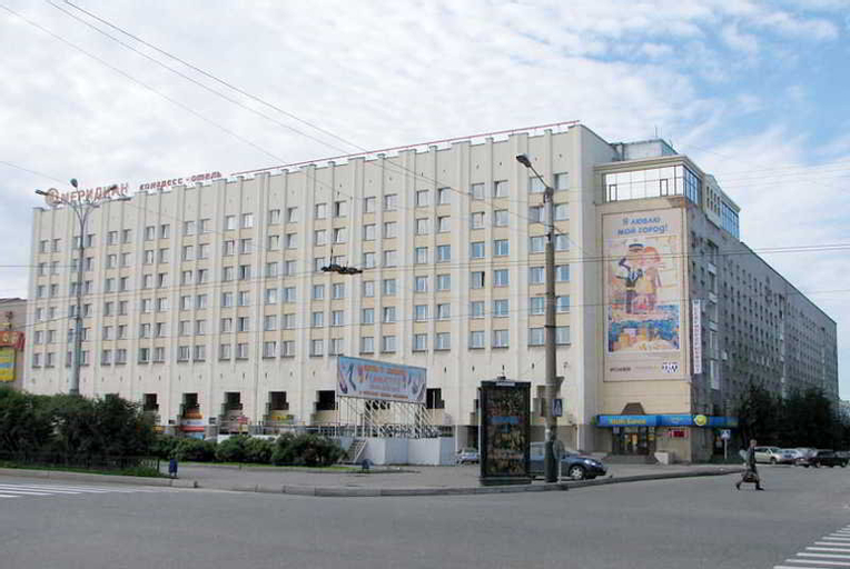 Meridian Murmansk, Murmansk gorod
