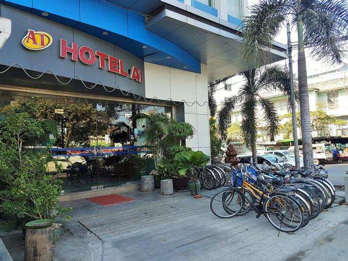 Hotel A1, Mandalay