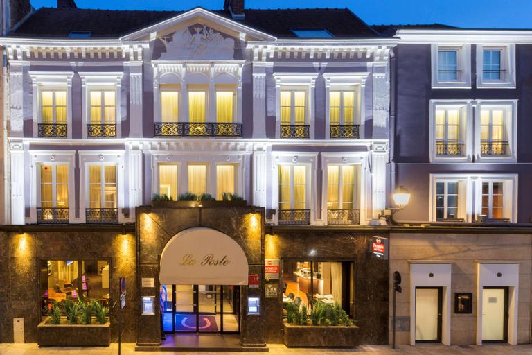 Best Western Premier Hotel de la Poste & Spa, Aube