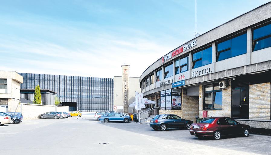 Hotel Diament Spodek Katowice, Będzin