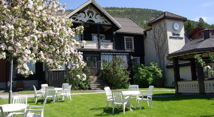 Quality Hotel and Resort Straand, Kviteseid