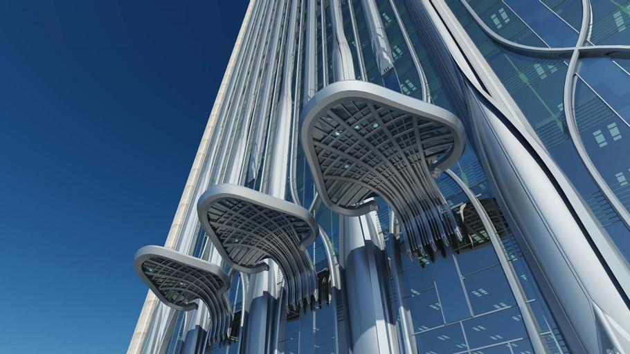 Vertical City Hotel, Guangzhou