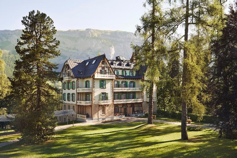 Villa Silvana by Waldhaus Flims, Imboden