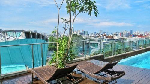Apartemen Menteng Park Sv201, Central Jakarta