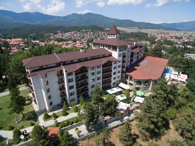 SPA Club Bor Hotel & Wellness, Velingrad