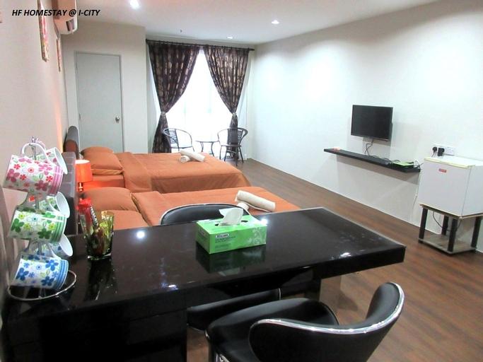 HF Guesthouse @ I-City, Kuala Lumpur