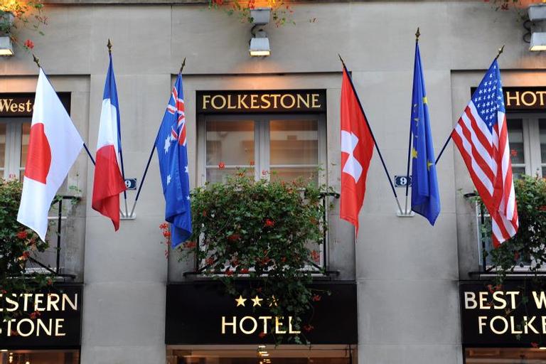 Best Western Folkestone Opera, Paris