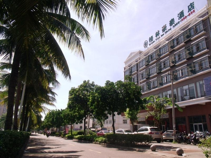 GreenTree Inn Haikou Fengxiang Road Business Hotel, Haikou