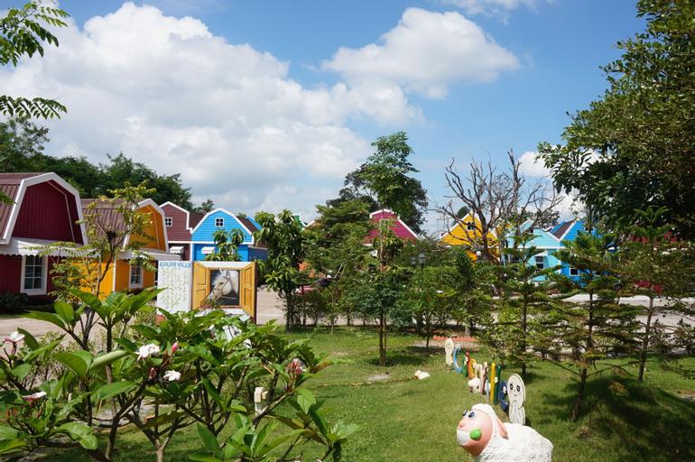 Color Ville Resort, Muang Sakon Nakhon