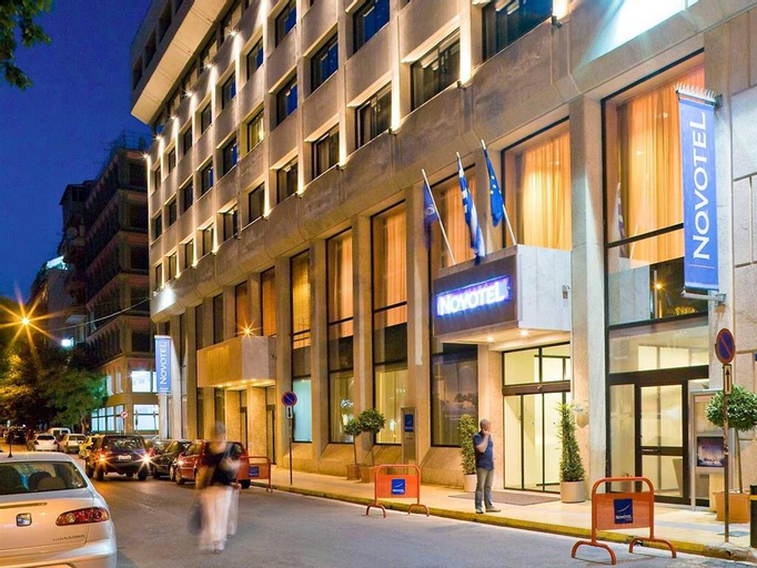 Novotel Athens Hotel, Attica