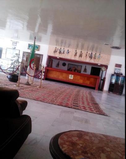 Hotel Les Zibans, Biskra
