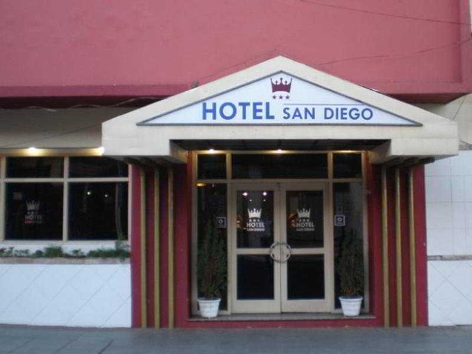 Hotel San Diego, Asunción