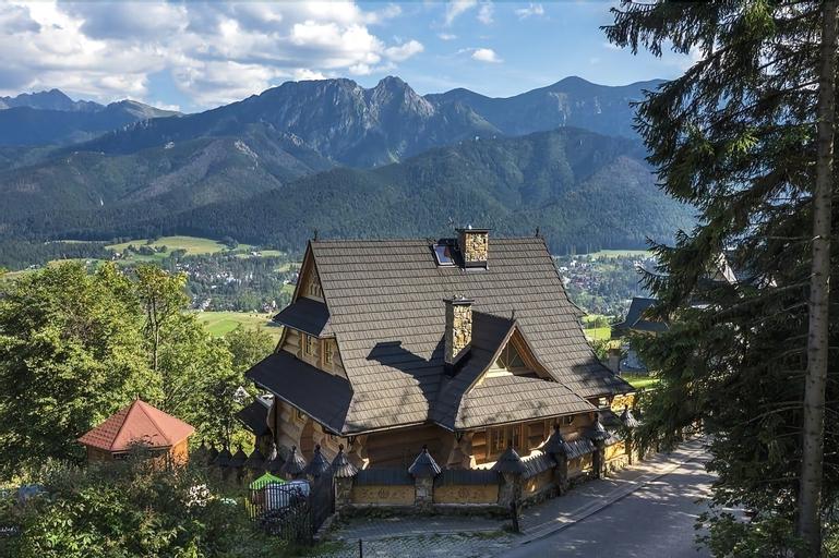 Willa Irena, Tatra
