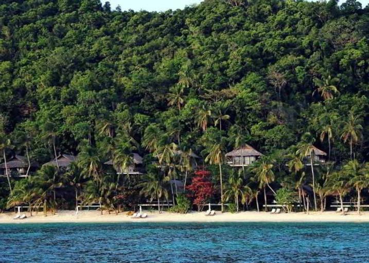 El Nido Resorts Pangulasian Island, El Nido