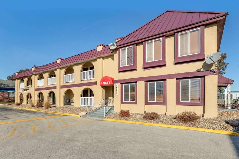 Econo Lodge Urbandale-Northwest Des Moines, Polk