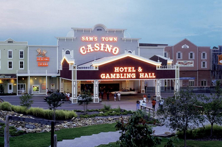 Sam's Town Hotel and Gambling Hall Tunica, Tunica