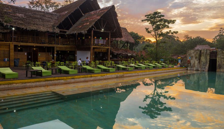 Hotel On Vacation Amazon All Inclusive, Leticia