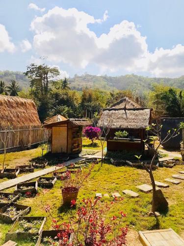 Kuta Wood House, Lombok