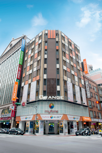 Orange Hotel - Guanqian, Taipei, Taipei City