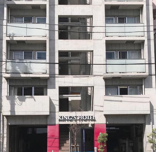 King's Hotel, Edogawa